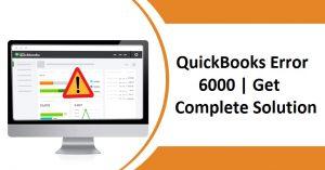 QB Error Code 6000